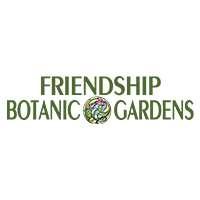 Friendship Botanic Gardens Logo Design