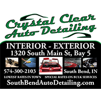 Auto Detail Shop Flyer Design