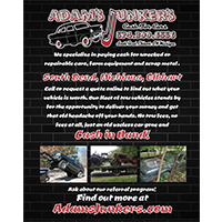 Car Services Flyer Design and Print