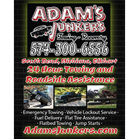 Towing Company Flyer Design