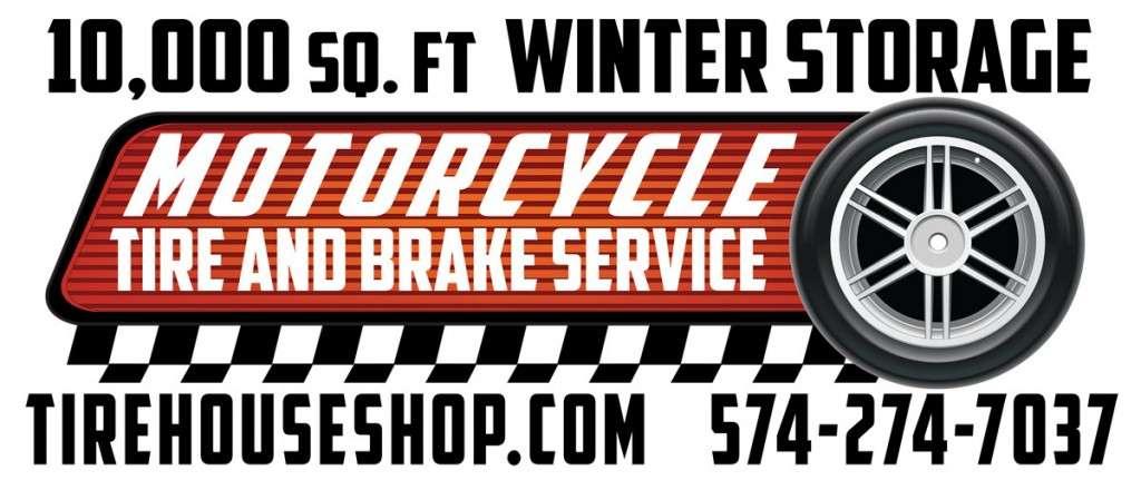 Tire House Banner design