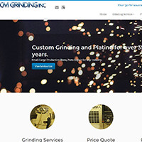 CM Grinding, Inc. – Website