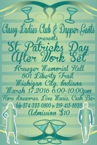 Invitation Design Classy Ladies Club
