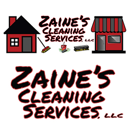Logo Design – Zaine's Cleaning Services, LLC