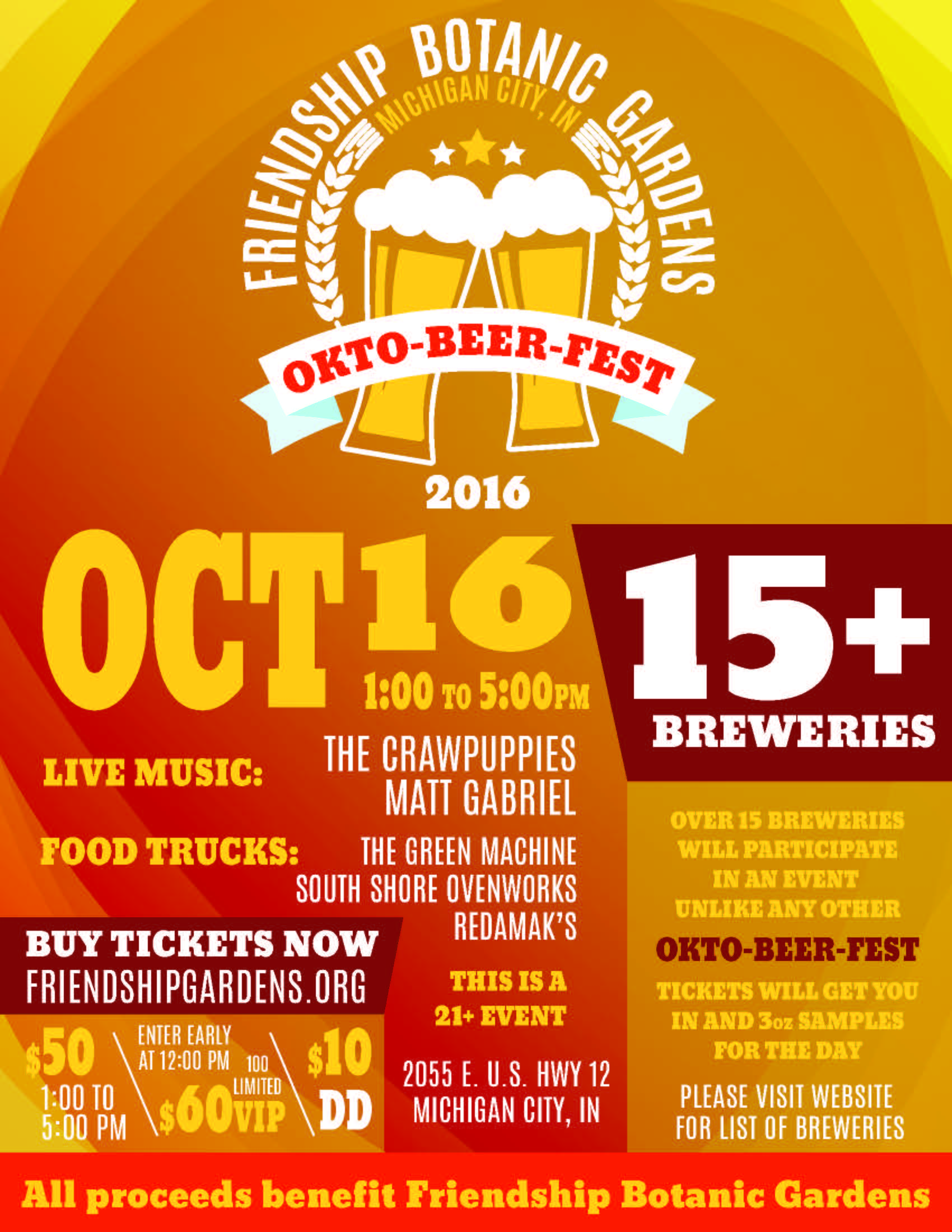 Okto-BEER-Fest Logo-Flyer-Banner Design