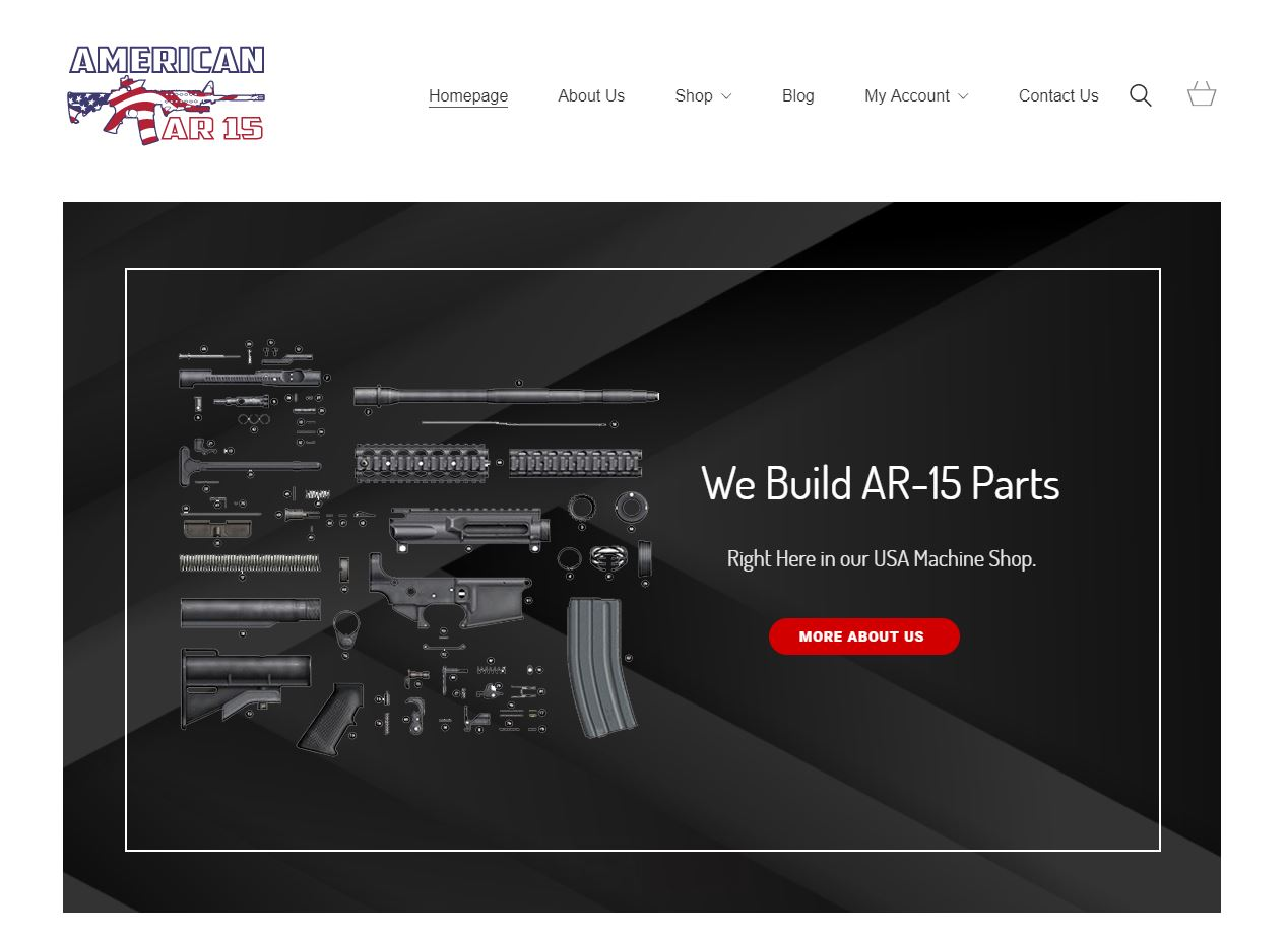 American AR-15 Website