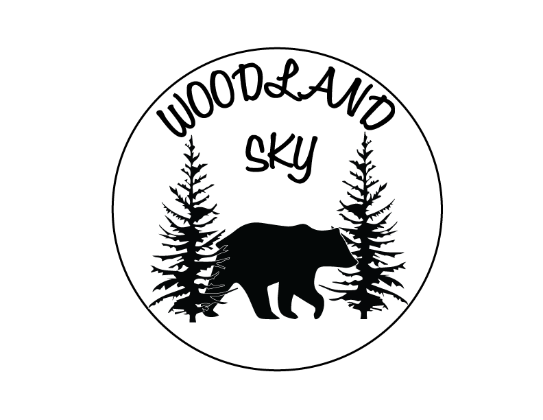 Woodland Sky Logo Design