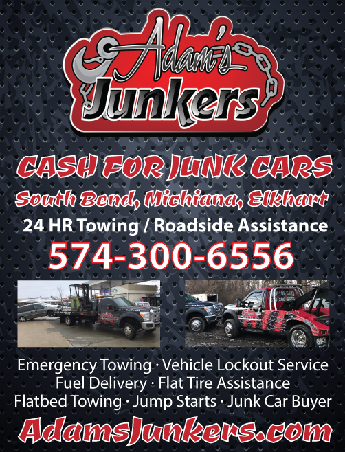 Junk Cars Flyer Design