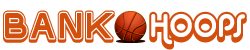 Bank Hoops Logo Design