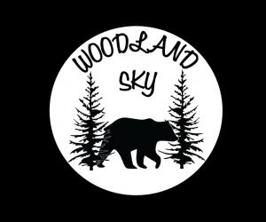 Woodland Sky Logo Design