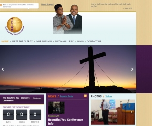 Truth For The World Ministries – Website