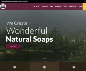 Woodland Sky E-Commerce Website